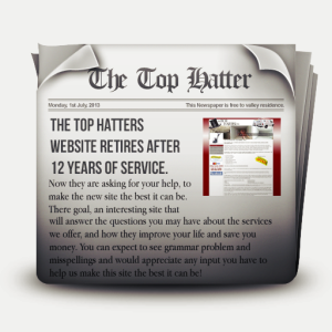 Top-hatter-inc-Newspaper